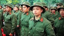Chi tiết phương thức tuyển sinh vào tất cả các trường quân đội năm 2018