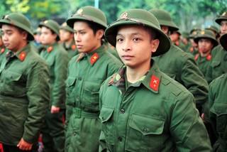 Bộ Quốc phòng ban hành quy định điểm chuẩn tuyển sinh đại học, cao đẳng quân sự