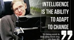 Những câu nói nổi tiếng của Stephen Hawking