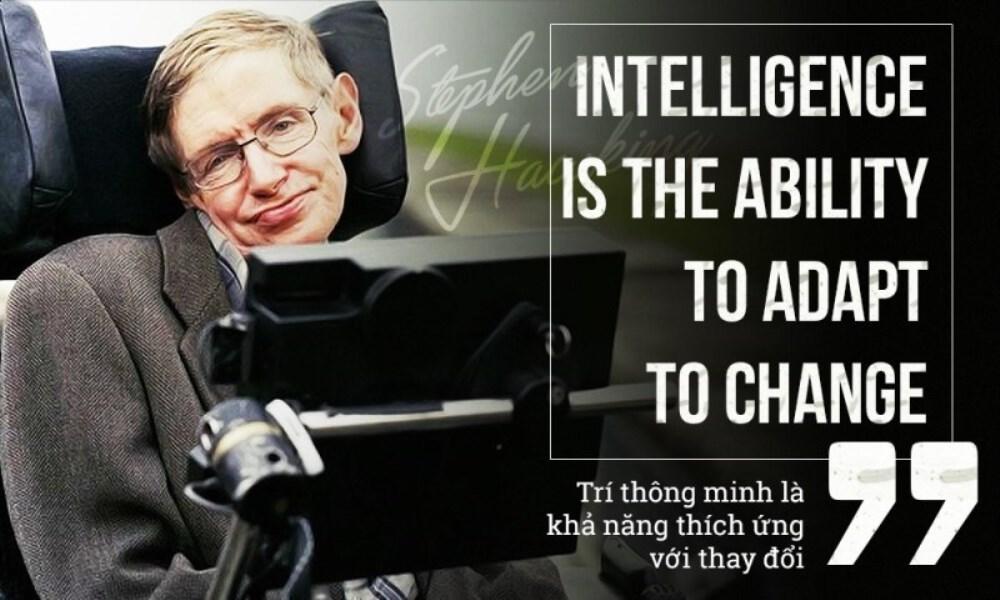 Những câu nói nổi tiếng của Stephen Hawking - ảnh 2