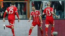 Bayern Munich vào tứ kết với tổng tỷ số 8-1