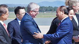 'Biển Đông trong lợi ích sống còn của Australia'