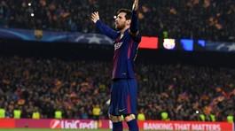 "Messi ""lên đồng"", Barca tiễn Chelsea rời Champions League"