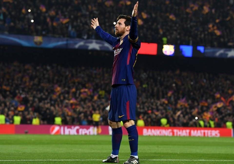 Messi 'lên đồng', Barca tiễn Chelsea rời Champions League