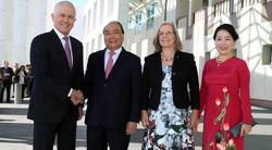 Toàn cảnh chuyến thăm New Zealand và Úc của Thủ tướng Nguyễn Xuân Phúc