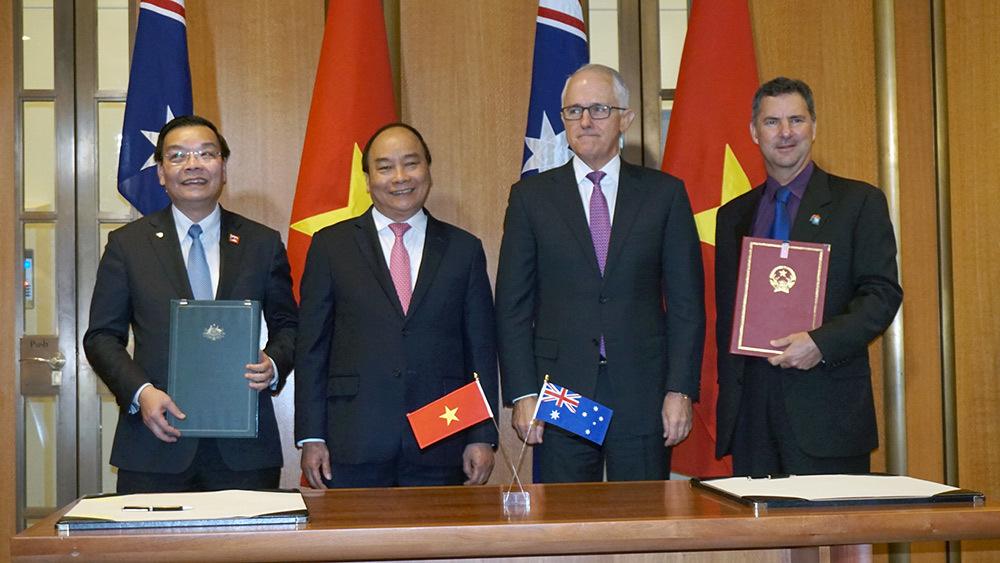 Đối tác Chiến lược,Thủ tướng Nguyễn Xuân Phúc,Nguyễn Xuân Phúc,Thủ tướng