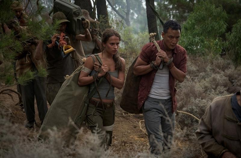 Đả nữ mới của bom tấn 'Tomb Raider' được ca ngợi hết lời