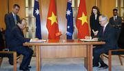 Việt Nam-Australia trở thành Đối tác Chiến lược