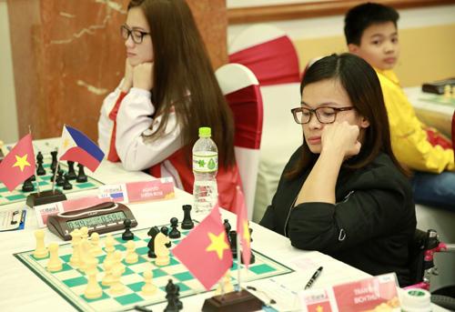 Giải Cờ vua Quốc tế HDBank 2018: những kỳ thủ đặc biệt