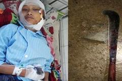 Chém vợ, sát hại con gái rồi tự sát vì ảo giác ma túy