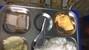 Thanh tra bữa ăn bán trú 13.000 đồng có miếng chả mỏng dính