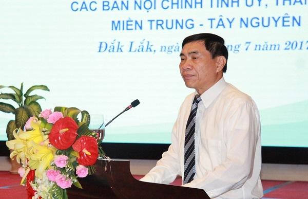Đề nghị kỷ luật nguyên Cục trưởng Cục Chính trị - Hậu cần Bộ Công an