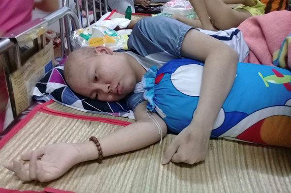 ung thư,u não,hoàn cảnh khó khăn,bệnh hiểm nghèo,từ thiện vietnamnet,từ thiện
