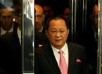 Ngoại trưởng Triều Tiên có mặt tại sân bay Bắc Kinh