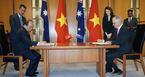 Tuyên bố chung về thiết lập Đối tác Chiến lược Việt Nam – Australia