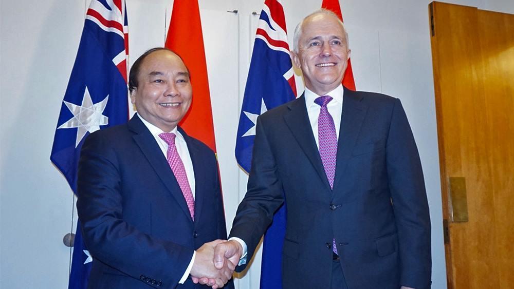 Việt-Úc: Tin cậy chính trị, chia sẻ lợi ích chiến lược
