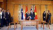 Báo Australia đưa đậm chuyến thăm của Thủ tướng