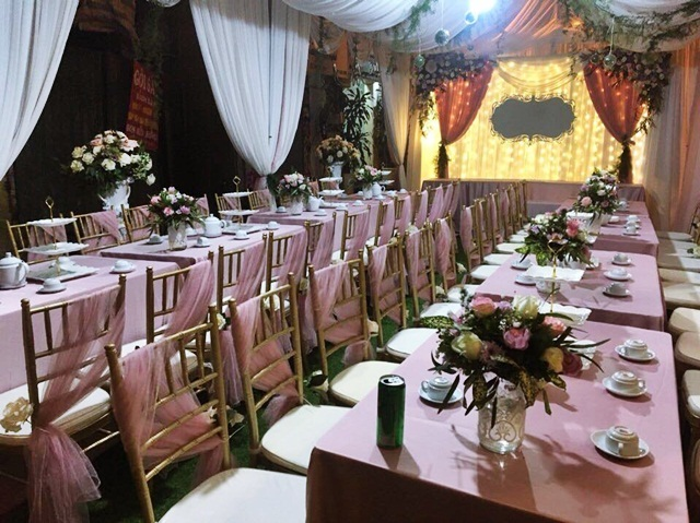 Sự cố trong đám cưới con trai khiến đại gia bất động sản tái mặt