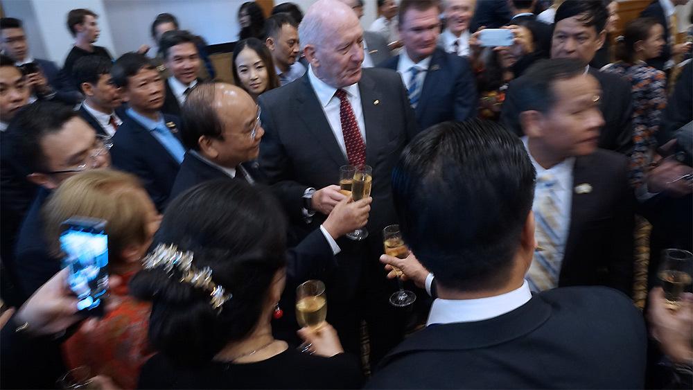 Australia,Thủ tướng,Thủ tướng Nguyễn Xuân Phúc,Nguyễn Xuân Phúc,Thủ tướng thăm Australia
