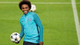 """MU """"đánh cắp"""" Willian 60 triệu bảng, Morata đào tẩu Chelsea"""