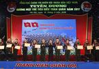 Tổng Cục chính trị tuyên dương 10 gương mặt trẻ tiêu biểu