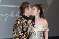 Đăng Khôi hôn vợ say đắm ngày ra MV