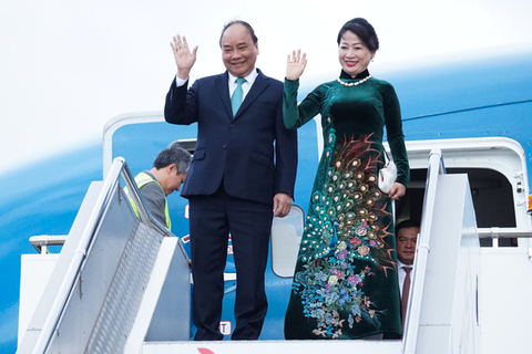 Thủ tướng đến Sydney