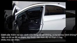 Chọn xe cũ giá 300 triệu đồng: Người mua cần lưu ý những gì?