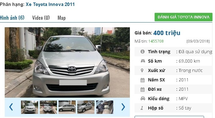 Những chiếc ô tô đời 'mới' và 'cũ' này đều có giá 400 triệu tại Việt Nam