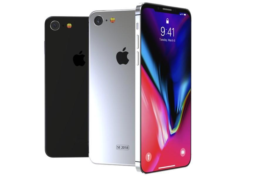 Apple sắp ra mắt iPhone X SE?