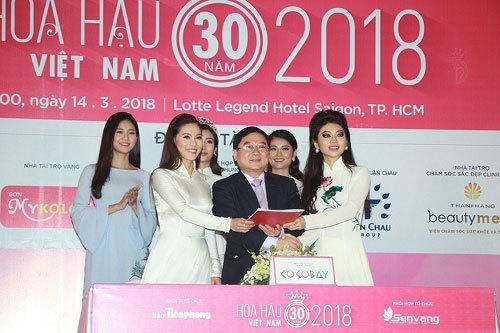Thí sinh Hoa hậu VN 2018 sẽ tụ hội ở Cocobay Đà Nẵng
