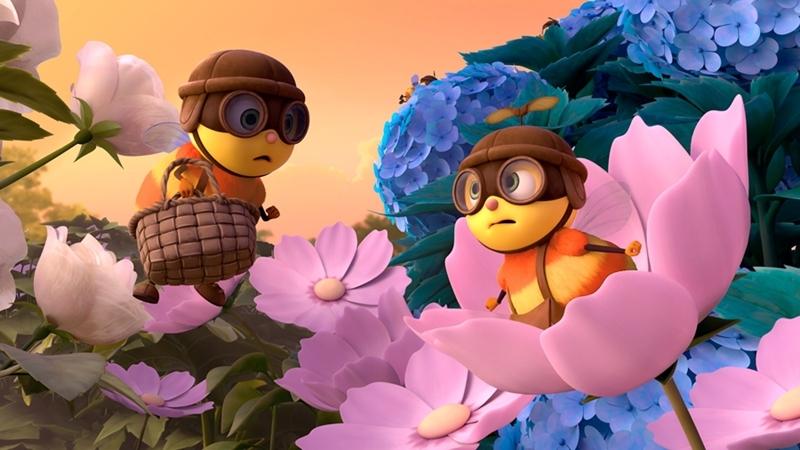 Phim hoạt hình ngộ nghĩnh của Pháp chiếu tại Việt Nam