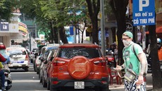 TP.HCM thu phí đậu xe ô tô cao nhất 170.000 đồng