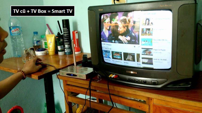 [VietnamNet.vn] Cách xem TV qua Internet rẻ hơn truyền hình cáp nhiều lần