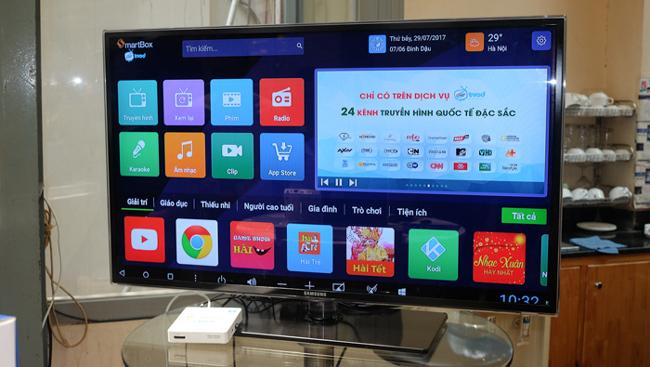 Cách xem TV qua Internet rẻ hơn truyền hình cáp nhiều lần