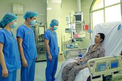 Lá phổi của người lạ sống trong ngực bệnh nhân 52 tuổi
