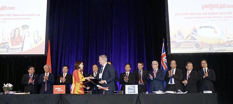 Doanh nghiệp Australia hãy nhanh chân vào Việt Nam