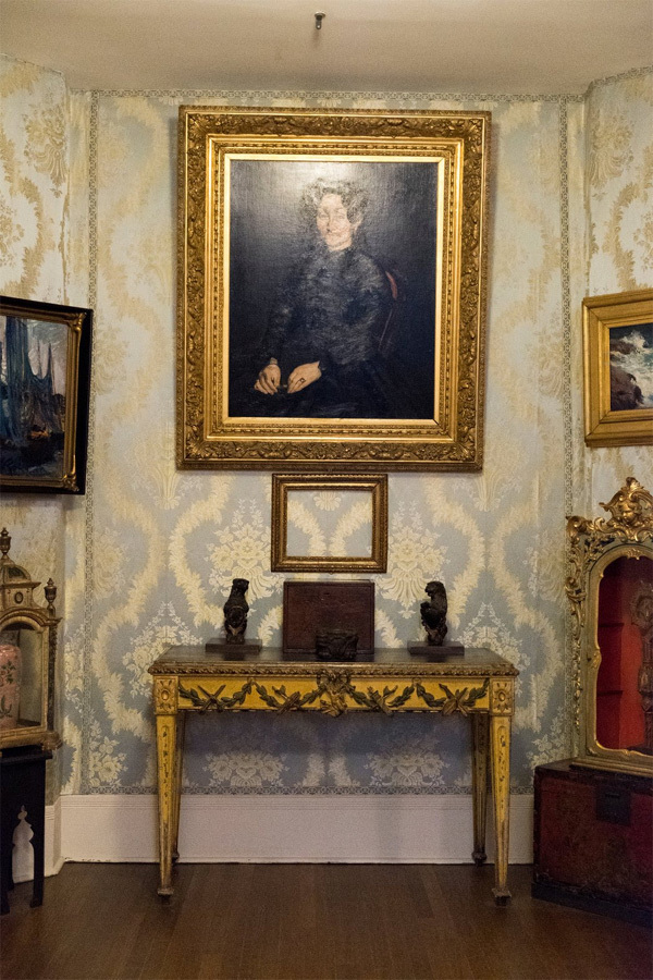 Trộm tranh,rúng động,Mỹ,bảo tàng,bí ẩn