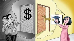 Chạy việc 300 triệu và chuyện tiền đâu ra tăng lương