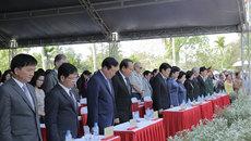 Phó Thủ tướng Thường trực dự Lễ tưởng niệm 50 năm đồng bào Sơn Mỹ bị sát hại