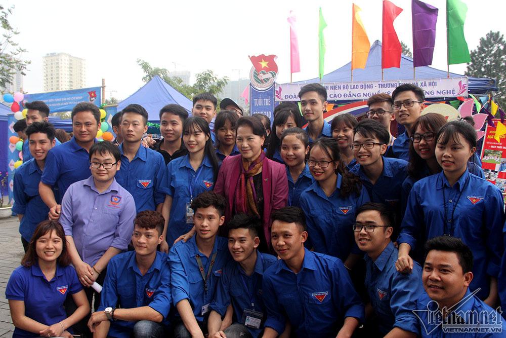 Chủ tịch QH,Nguyễn Thị Kim Ngân,báo chí