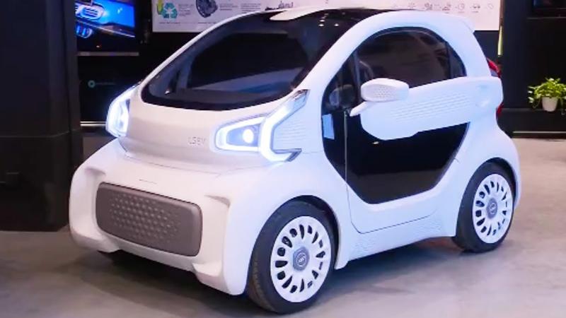 [VietnamNet.vn] Ô tô sang chảnh in 3D đầu tiên trên thế giới, hút hàng nghìn đơn hàng