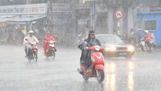 Dự báo thời tiết 17/3: Miền Bắc đề phòng mưa đá
