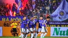 Vòng 2 V-League: Khó cản Hà Nội, HAGL gặp khó