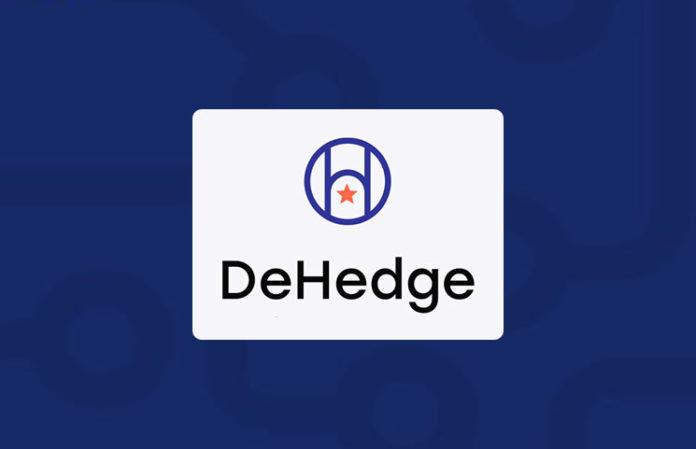 DeHedge - Bảo hiểm rủi ro khi đầu tư tài sản số