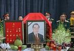 Hình ảnh chuẩn bị lễ tang nguyên Thủ tướng Phan Văn Khải