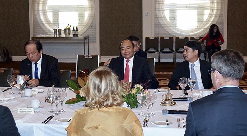 Thủ tướng: Năng lực sản xuất của Việt Nam còn rất lớn