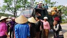 Bữa cơm ruồi nhặng bâu kín: Chủ tịch xã thừa nhận bãi rác gây ô nhiễm