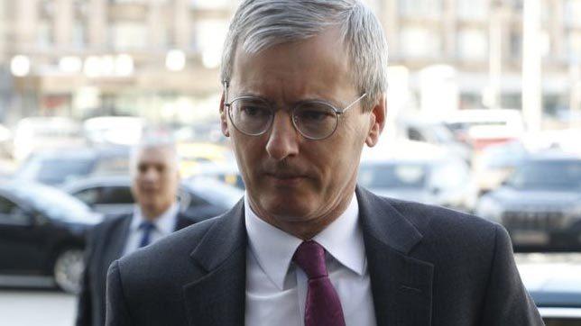 Căng thẳng leo thang, Nga trục xuất 23 nhà ngoại giao Anh