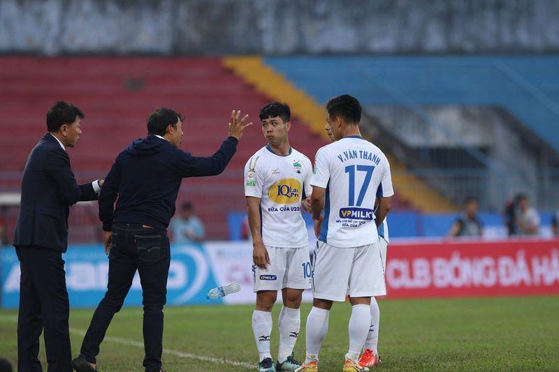 HLV Park Hang Seo,U23 Việt Nam,V-League 2018